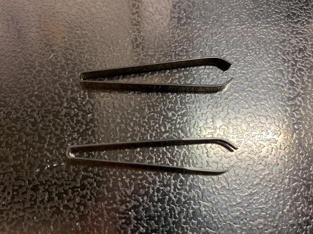 魚 料理 捌く さばく 道具 骨抜き 毛抜き 代用 できる 可能