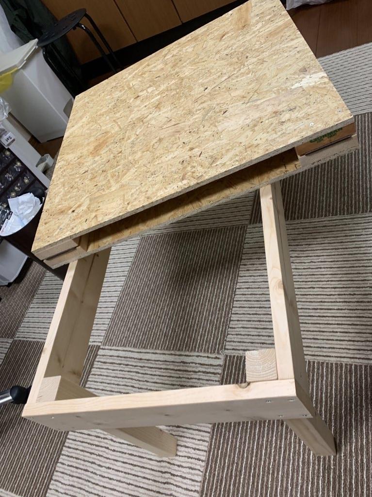 アウトドア用ローテーブル キャンプ BBQ 天板 折りたたみ可能