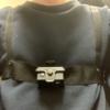 アクションカメラ用 Crosstour用 GoPro用 チェストマウント 胸 取付 取り付け 器具 自作 DIY ダイソー 100均